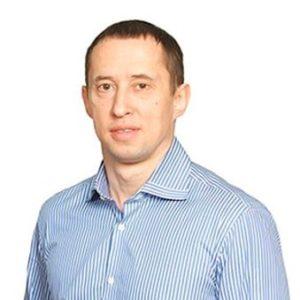 Руководитель отдела профилактики Игорь Жевакин